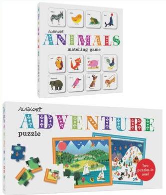 Alain Gree Chronicle books