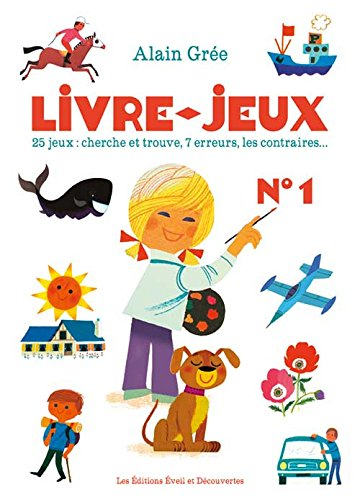 Alain Gree Book in France